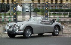 Jaguar - XK140 Cabriolet - 1957