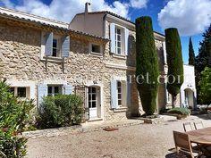 Bastide de charme avec piscine pour des vacances en Provence, à Velaux - Bouches-du-Rhône | Coins Secrets