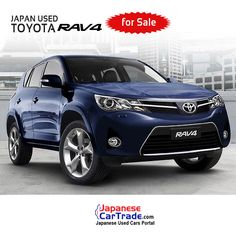 Buy Now!!  Japanese Used Best Quality Toyota Rav 4 SUV For Sale Price starts from 1400 US$ only. More than 300 stocks are available.