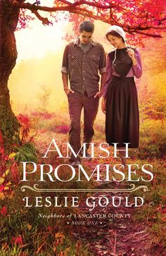 Amish Promises by Leslie Gould Releases May 2015.  I'm reading this one for sure!!!!