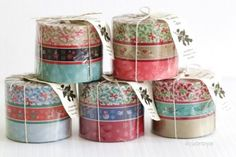 Japanese Christmas Washi Masking Tape V3 Holly Tyrolean Snowflake - NEW Washi Tape - Japanese Washi Tape