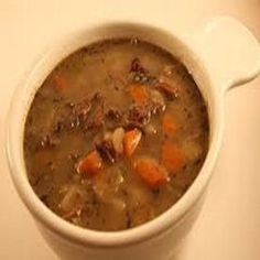 Bbc Food Oxtail Soup