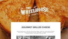 WHEELHOUSE Gourmet Grilled Cheeses (I've eaten A LOT of these :):))