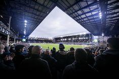 It looks so. Goodison Park, Everton, Football, Club, Soccer, Futbol, American Football, Soccer Ball, Rugby