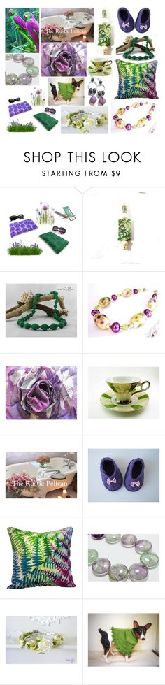 """""""Exotic Summer"""" by belladonnasjoy ❤ liked on Polyvore featuring modern, rustic and vintage"""