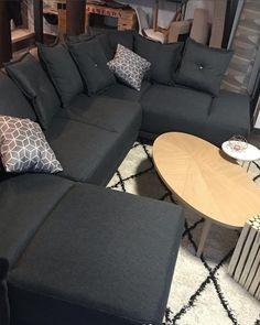 a73fa539c91 Découvrez notre canapé BELLA chez un de nos clients Ce canapé de ...
