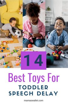 With so many optional toddler toys for 2 year olds available, looking for those that will allow open ended play, in my opinion, is the best option. Toddler Speech, Toddler Learning, Preschool Activities, Best Toddler Toys, Toddler Gifts, Speech Delay, Activities For 2 Year Olds, Language Development, Language Activities