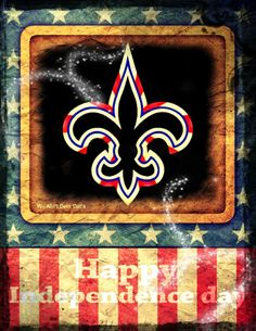 Saints 4th of July