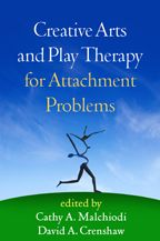 New guide to attachment-focused Creative Arts and Play Therapy for Attachment Problems, 20% discount, free shipping, plus free chapter download at the website!