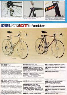 1984 Peugeot PH 10/11
