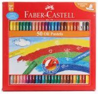 Faber 50 Oil Pastels