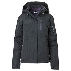 Ariat Highland Waterproof Jacket - Waterproof Outerwear from SmartPak Equine
