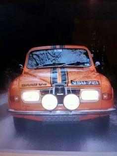 Saab 96 V4