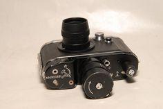 "Russian copy ""Robot-Luftwaffe"" camera. GOMZ 1949."