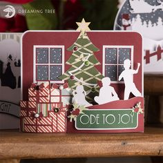 New Free Gift – Christmas Bendi Cards SVG Bundle – $6.99 Value | Dreaming Tree