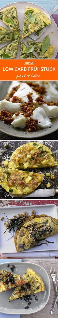 Low Carb Frühstück