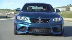 BMW M2 vs RS3 vs AMG 45 review