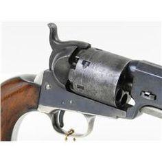 Colt 3rd Model 1851 Navy Revolver