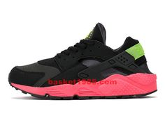 save off ca77b 4494e Buy 2015 Nike Air Huarache Womens Hyper Punch Black Red Running Shoes  Couples Shoes Online Sale New Release from Reliable 2015 Nike Air Huarache  Womens ...