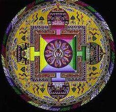 Buddhist Mandala 10