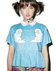 Kitty Friends Shirt