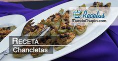 Postre típico guatemalteco preparado con güisquiles.  Ingredientes 4 güisquiles 1 onza de almendras 1 onza de pasas 6 yemas de huevo 2 onzas de mantequilla 1/4 de taza de miga de pan 3 onzas …