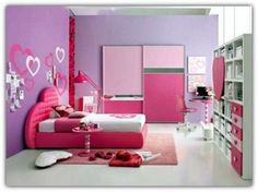 cool teenage girl bedrooms 300x224 Some Beautiful Girls room ideas