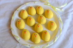 Melissa's Delicious Cake Balls, Easter Chicks