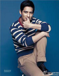 Vic Zhou for Esquire Ken Chu, Vic Chou, Handsome Asian Men, Karl Urban, Sartorialist, Esquire, Asian Boys, Celebrity Crush, Taiwan