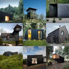 See charred wood facades on Dezeen's new Pinterest board