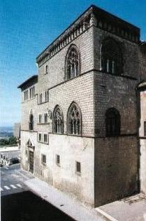Museo nazionale etrusco di Tarquinia,palazzo Vitelleschi