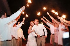 :) I'd love a picture like this, I just want everyone to have fun so.. bring on the sparklers!!!!!