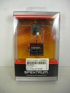 Spektrum AR8000 DSM2 8CH Receiver Air SPMAR8000 | eBay