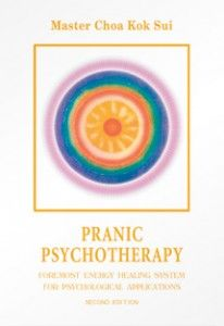 Pranic Psychotherapy - By GrandMaster Choa Kok SuiThis book covers the use of PRANIC HEALING in the field of Psychotherapy. It discusses the techniques to use in alleviating emotional and psychological ailments. Learn specialized techniques for the extraction and disintegration of negative energies and patterns to dramatically accelerate the healing process for compulsive behavior, addictions (smoking, alcoholism, drugs), and depression. Learn self-healing for tension, irritability, grief…