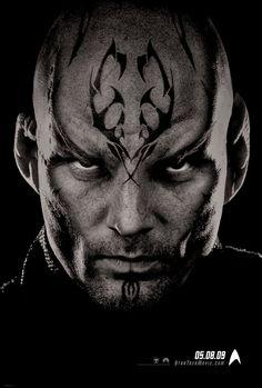 Captain Nero from Star Trek 2009