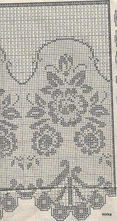 Crochet: curtains örgü perde mutfak perdesi elişi ev modelleri dantel ağ ipi