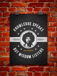 Jimi Hendrix Poster, Home Decor, Gift Idea by Agedpixel on Etsy https://www.etsy.com/listing/221028389/jimi-hendrix-poster-home-decor-gift-idea