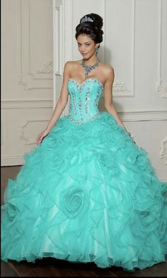 My 15 dress ♥♡♥♡♥♡