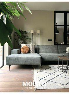 New Living Room, Living Room Interior, Home And Living, Living Room Furniture, Living Room Decor, Dream Home Design, Home Interior Design, Room Wall Colors, Dream Decor