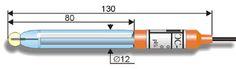 #Електроди_лабораторні – аналітичне обладнання спецпризначення, завдяки якому можна визначати різні параметри середовищ, розчинів, продуктів у лабораторних умовах. За їх допомогою можна обчислити концентрацію іонів, вміст кисню, рівень pH та інші дані. #ЕС-1. Підходять для визначення активності іонів водню у водних розчинах. Застосовуються як в лабораторіях, так і в промислових умовах.