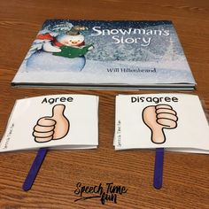 Believe it or not, you can make one book functional for an entire speech therapy lesson! Read this post to learn how I target several skills with one book! Speech Therapy Activities, Language Activities, Book Activities, Toddler Activities, Christmas Activities, Speech Pathology, Speech Language Pathology, Speech And Language, Love Speech