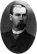 James Cooksey Earp (June 1841 – January was the little-known older brother of Old West lawman Virgil Earp and lawman/gambler Wyatt Earp. Unlike his brothers, he was a saloon-keeper and was not present at the Gunfight at the O. Corral on October James Earp, Earp Brothers, Virgil Earp, Famous Outlaws, Old West Photos, Tombstone Arizona, Cowboys And Indians, Real Cowboys, Wyatt Earp