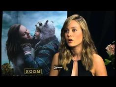 Brie Larson on the challenges of playing Mom in Room - YouTube