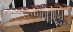 Build-it-yourself 5-Octave Marimba with full plans and project details! :D