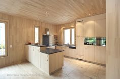 #kitchen #neroassoluto #wood #interior #interiaordesign #natural