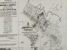 Public notice for 49 sections for sale 1896 for Ormondville Township. Notice the Norsewood-Ormondville Road  carrying onto what is now Tua Street. The Police Station triangle has been penciled in but was at this time part of the bigger railway/domain block. Police Station, Carry On, Triangle, Public, History, Street, Things To Sell, Historia, Hand Luggage
