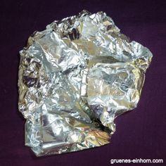 grünes einhorn: Aluminium-frei