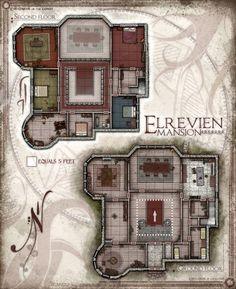 Image of The Elrevien Mansion (Digital Download)