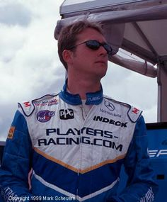 Greg Moore (1975 - 1999) CART race car driver