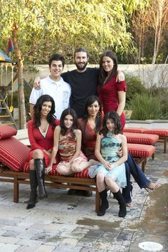 This Before-They-Were-Famous Kardashian Family Portrait Is Amazing